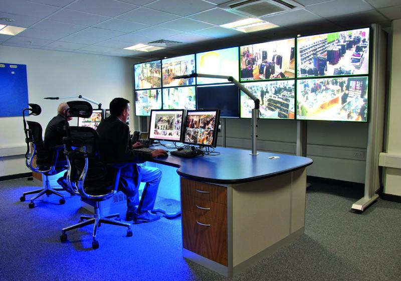 Control Room Lighting