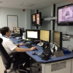 control room furniture UEA