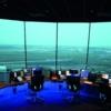 UK airport tower control room furniture