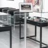 Novus TabletSafe - with floor stand 2