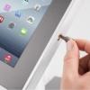 Novus TabletSafe - with locking detail