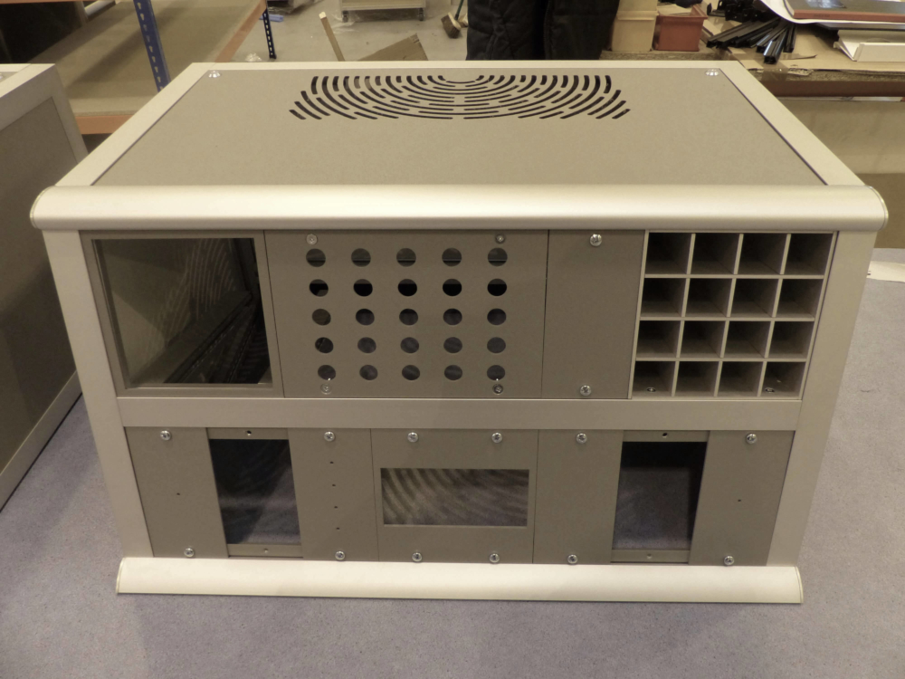 TSS Equipment Enclosure Example 7