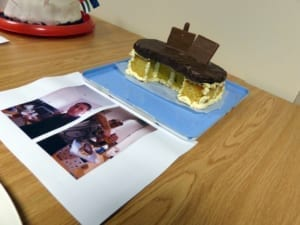 james cake
