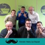 hairy lip squad final week