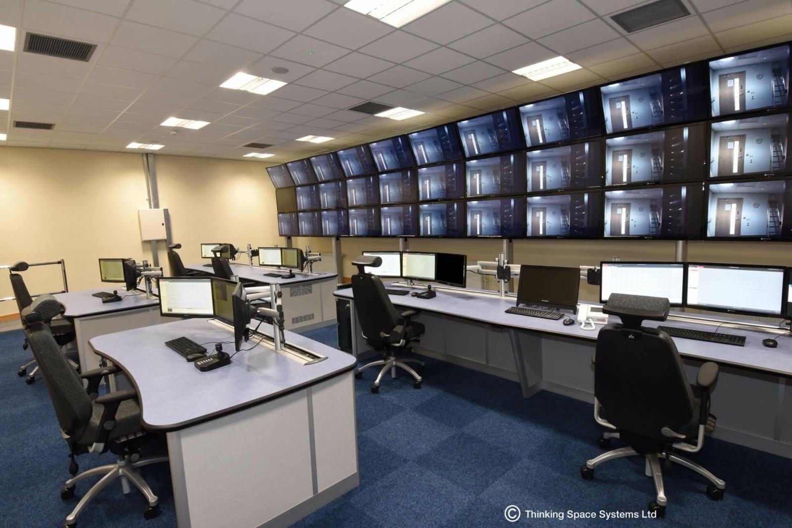 Case Study New Cctv Hub At Blackburn