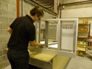 onnor-working-on-jane-scarth-furniture