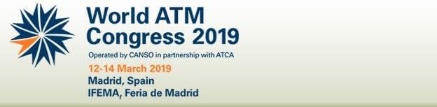 World ATM Congress 2019 Logo