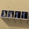 TSS Flight Strip Storage unit