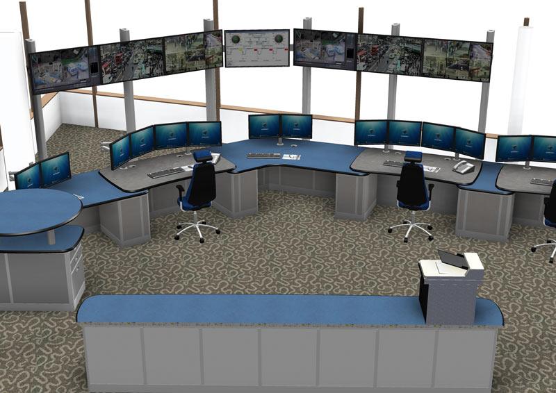 Tamar Crossing 3D render