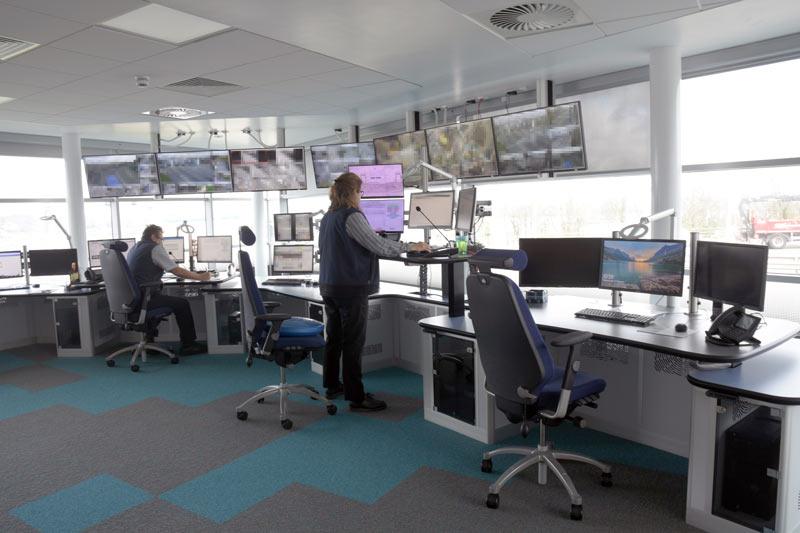 tamar crossing control room furniture image