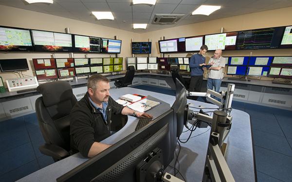 master control room